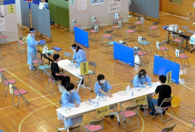 Japan Inc. joins COVID-19 vaccination push as Olympics ...