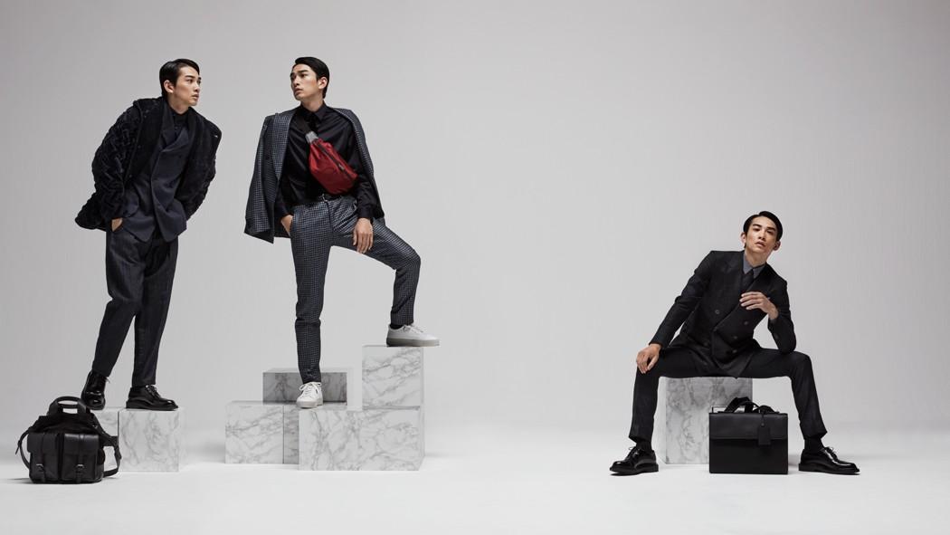 MODERN LUXE 名門ブランドからの新提案。─俳優・町田啓太、ラグジュアリーを纏う─ジョルジオ アルマーニ:アエラスタイルマガジン