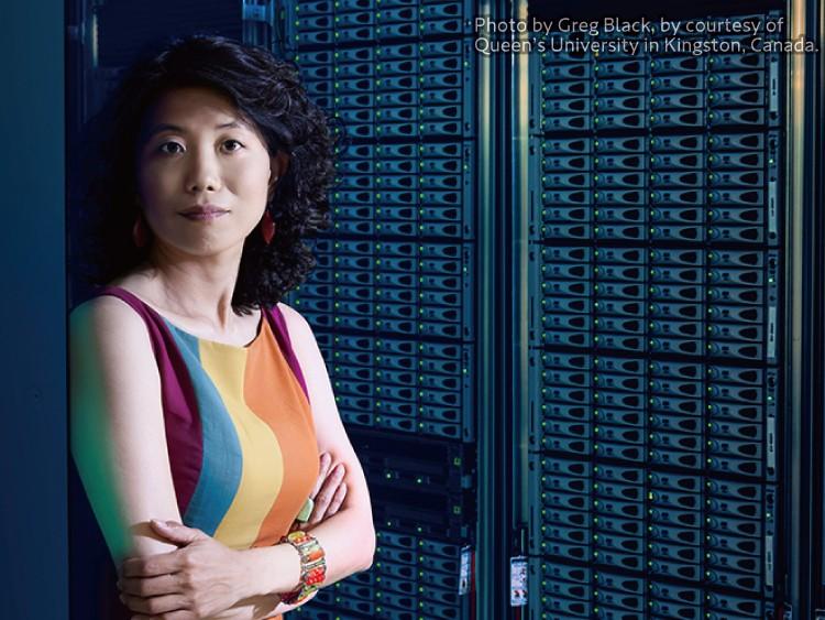 小笠原みどりの「データと監視と私」 連載:朝日新聞GLOBE+