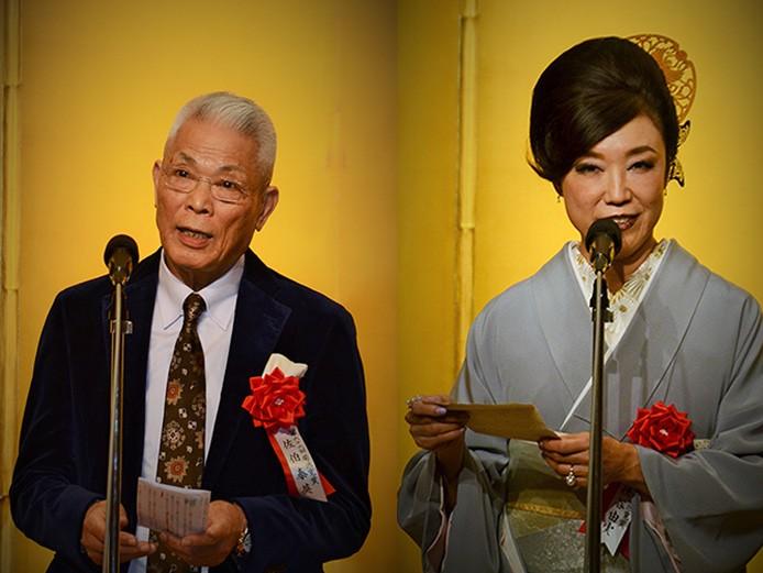 佐伯泰英さん、松任谷由実さん、菊池寛賞贈呈式で喜びの声 |好書好日