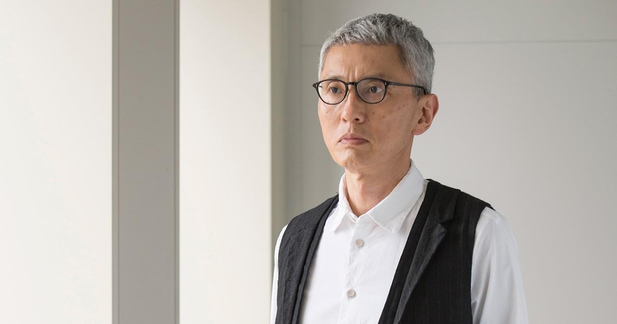 松重豊さん「空洞のなかみ」インタビュー|好書好日