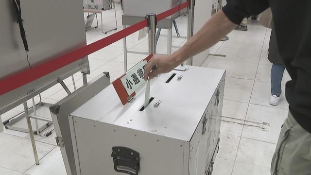高松市の商業施設に衆院選の期日前投票所 香川