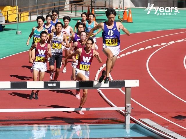 【写真】新潟で学生日本一! 第89回陸上日本インカレフォトギャラリー