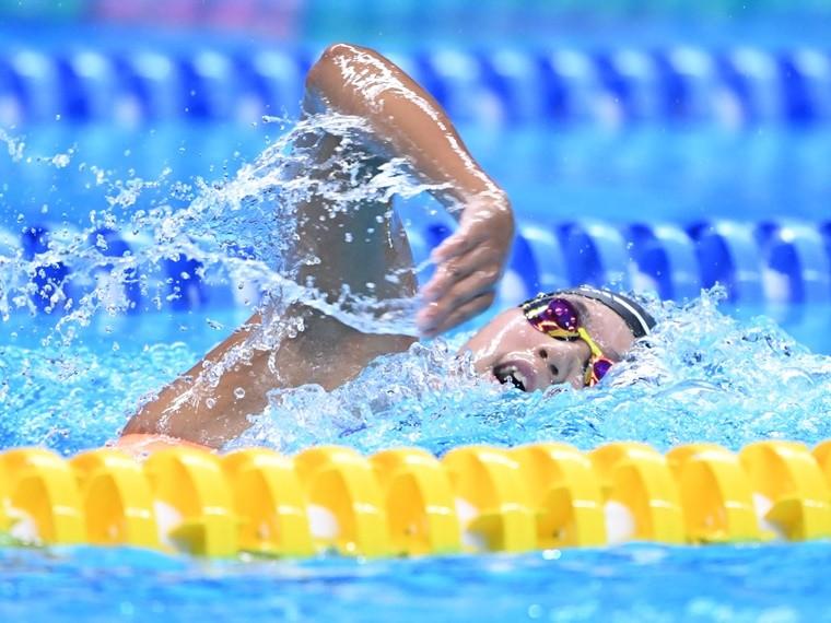 2019 年 光州 世界 水泳 選手権 国 別 の メダル