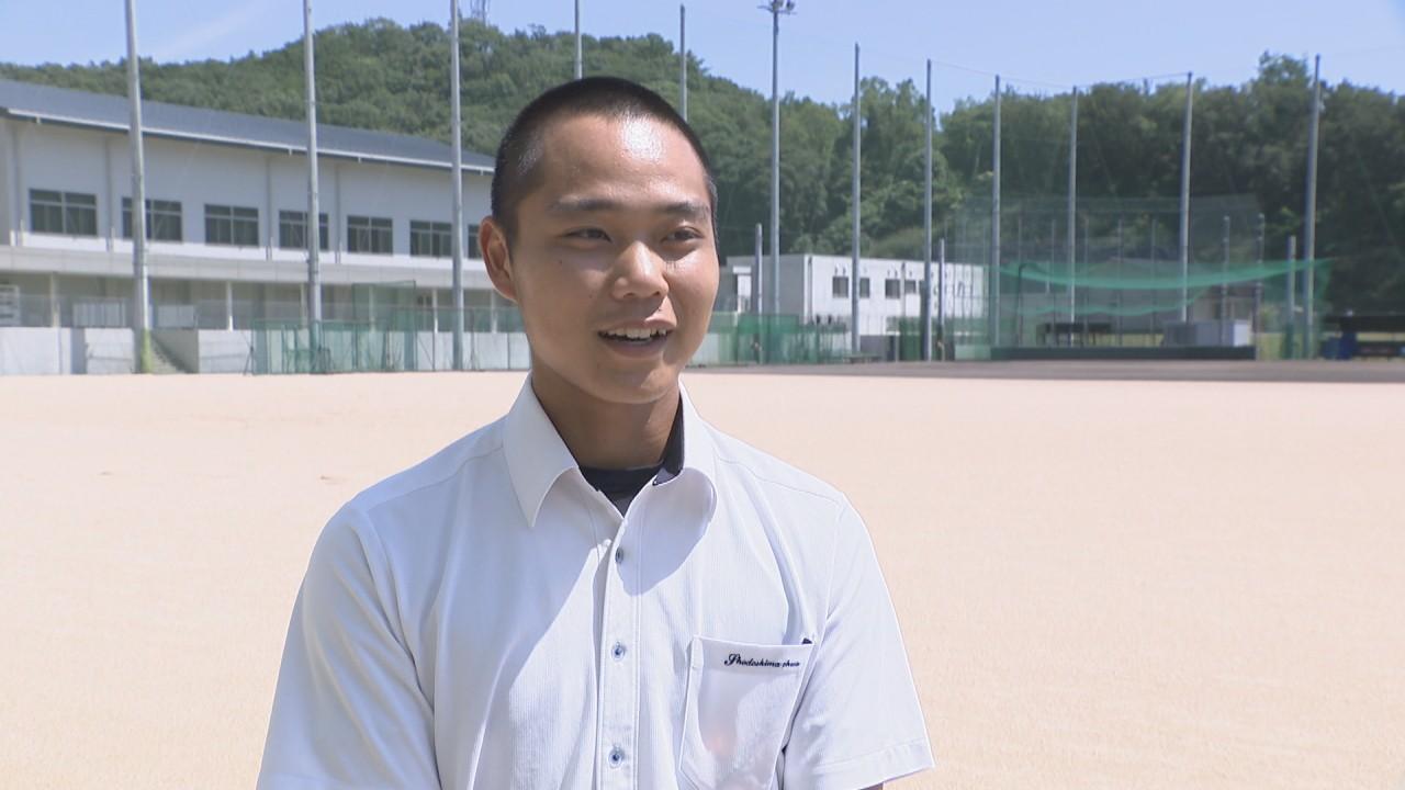快進撃見せた小豆島中央 笑顔の主将 次の夢へ 夏の高校野球・香川大会