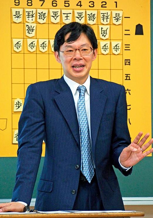 大切なのは負けを自分で認めること 将棋棋士・谷川浩司さん@滋賀 ...
