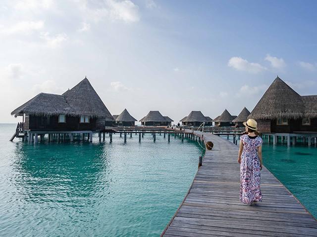 モルディブ女子旅は意外とお手頃 美しい海に囲まれ日々の疲れを ...