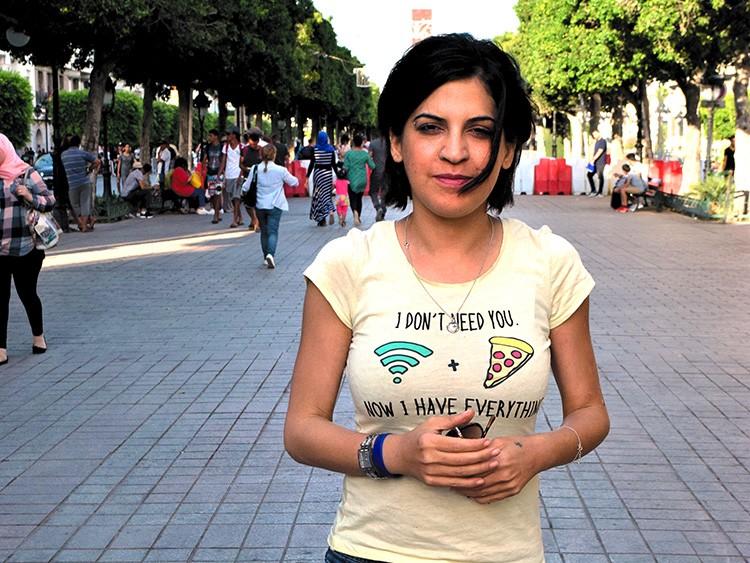 36歳で逝った「チュニジアン・ガール」 アラブの春から9年、続けた告発 ...