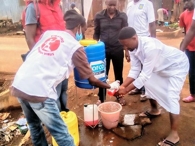 コロナ アフリカ の 感染 状況