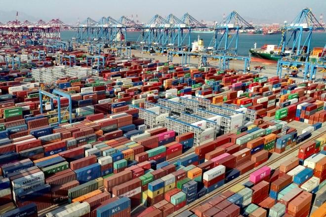 Congestion at South China ports worsens on anti-COVID-19 measures : The Asahi Shimbun