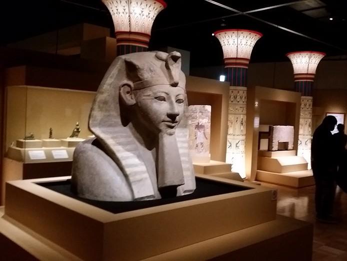 展 博物館 江戸 東京 エジプト