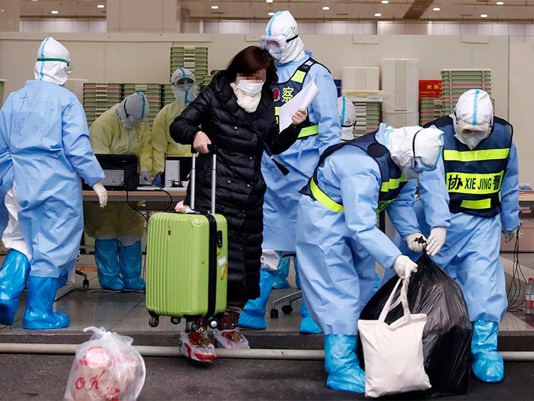 中国 隠蔽 ウイルス コロナ