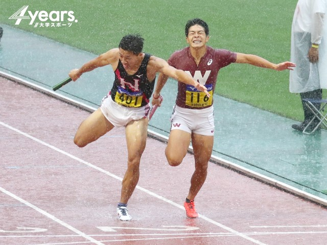 第89回日本学生陸上競技対校選手権大会記事 | 4years. #大学スポーツ