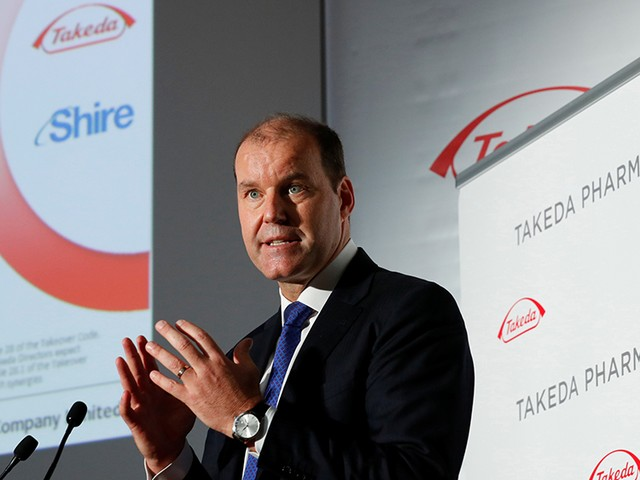 Takeda CEO Would Have Scrapped Shire Deal If Leaked
