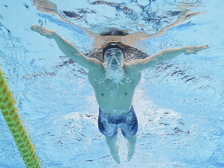 オープン 水泳 ジャパン