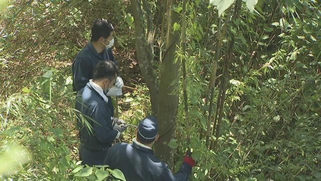 同僚男性の遺体を山林に遺棄した疑い 高松市の24歳会社員の男を逮捕