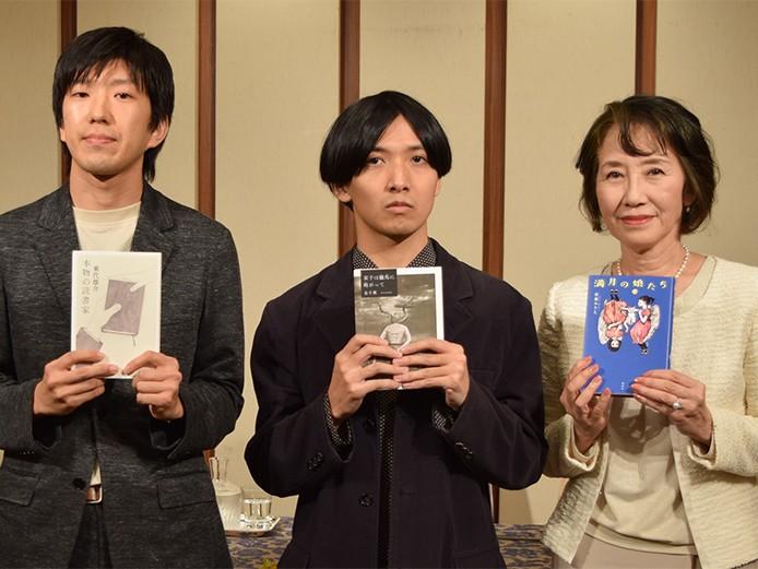 野間新人賞2作「想像力全開」 金子薫さん「ラスト決めず書いた」・乗 ...