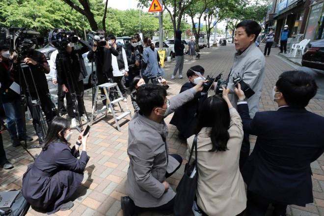 South Korea raids activist's office over anti-North leaflets