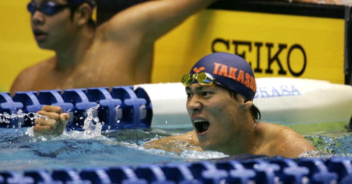 水泳 インハイ