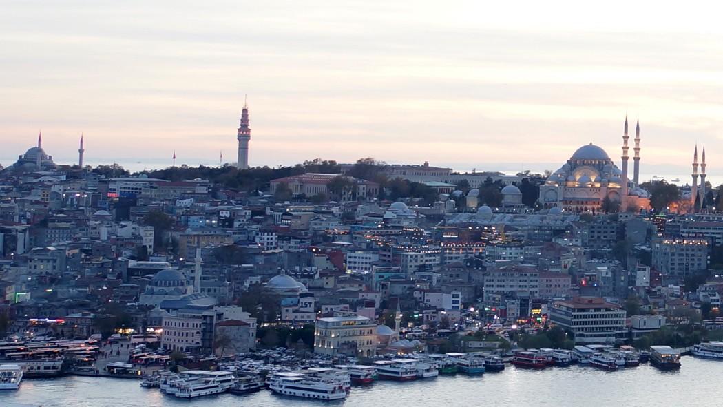 洋の東西と歴史の新旧が交わる「結い」の街、イスタンブール :アエラ ...
